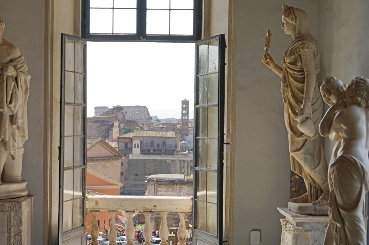 capitoline window